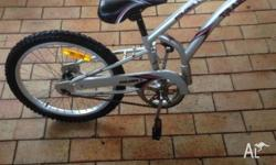 Trail a Bike, great for use with 4 to 6 year olds, it