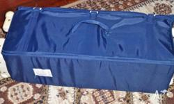 I have a porta cot for sale, in very good condition,