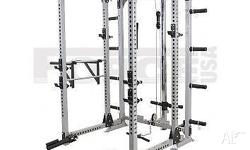 World Only Folding Power Rack Now available at Power