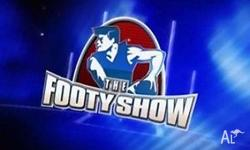 4x Footy show grand final tickets, Section 56 upper