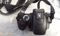 For sale: Canon EOS 400D Digital camera, no lens. Good
