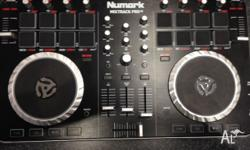 Up for sale is this Numark Mixtrack Pro 2 in 'as new'