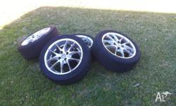 16 inch wheels will fit any car with 4x100 stud