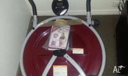 AB Circle Pro comes with DVD,s ******2470 + click to