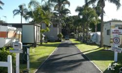 For sale - caravan onsite situated at Toowoon Bay