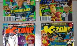 [FOR SALE] K-Zone Magazines | Various 2006 - 2012