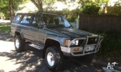 For Sale , Very clean and original Toyota 4 runner 2.4
