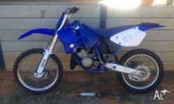 For sale yz 125cc 200 model needs work or great parts