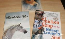 Saddle Up - Thoroughbred Horse Stories Ride the Wild