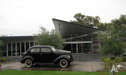 **FURTHER PRICE REDUCTION** Rare 1937 Ford Tudor