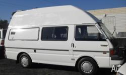 WE HAVE FOR SALE A FORD ECONOVAN MAXI GAS CERT, RWC,6