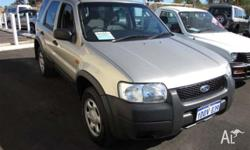 FORD,ESCAPE,2001, 4dr WAGON, 3, 6cyl, 4sp AUTOMATIC,