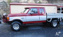 Ford F250 lariate xlt 4x4 5 seater *351 2V cleveland
