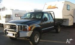 FORD, F250, RN, 2004, 4WD, Charcoal, SUPER CAB P/UP,