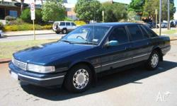 FORD, FAIRLANE, 1994, 4D SEDAN, 4, 6cyl, 4 SP