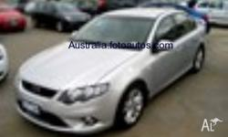 Technical details . Make : Ford, Model : FALCON FG XR6,