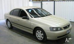 FORD,FALCON,BA,2004, 0, Gold, SEDAN, PETROL, AUTOMATIC,