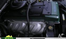 FOR SALE THERE IS A LOW KMS MOTOR FOR FORD FALCON BF