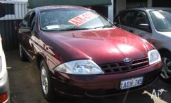 FORD, FALCON, 1998, 4dr SEDAN, 4, 6cyl, 4sp AUTOMATIC,