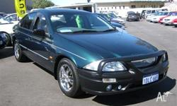 FORD,FALCON,2001, 4D SEDAN, 4, 6cyl, 4 SP AUTOMATIC,