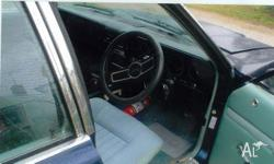 This classic 1977 Ford Falcon GXL is Blue with a light