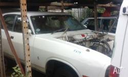 NOW WRECKING WHOLE CAR PARTS FROM $5 FORD FALCON