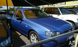 FORD,FALCON,BA Mk II,2004, Blue, UTILITY, 4L, LIQUID