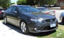 FORD, FALCON, 2009, 4D SEDAN, 4, 6cyl, 5 SP AUTO SEQ