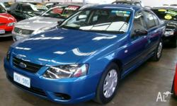 FORD,FALCON,BF MKII,2007, RWD, 4D SEDAN, 3984cc, 156kW,