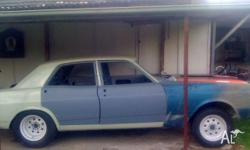 "Ford XY Sedan (FAIRMONT) ""PROJECT"" Roller. (""NOT"" a:>"
