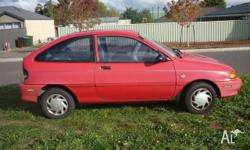 Trusty runabout, ideal 2nd or 3rd car, one owner from