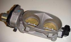 Ford 62mm twin throttle body. To suit 5.4 BOSS engine