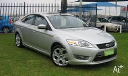 FORD,Mondeo,MB,2010, Front Wheel Drive, MOONDUST