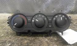 FORD RANGER PX, HEATER AIR COND CONTROLS SUITS MODELS