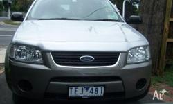 2004 Ford Territory TS Full Service History