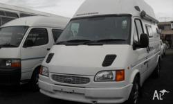 WE ARE SELLING A FORD TRANSIT VAN HIGH ROOF LONG