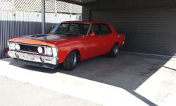 1970 XW Fairmont, done up as a GT, great entry level