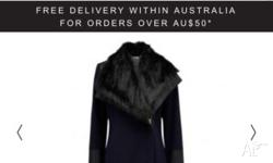 Absolutely stunning jacket by forever new. RRP