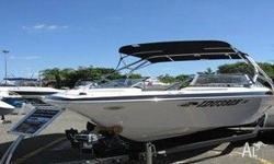 FOUR WINNS H200 FRENZY, 2008, POWER BOATS, Fibreglass,