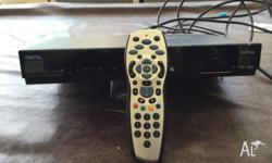 My star box for Foxtel - great remote with all the
