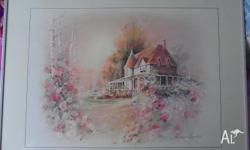 Look New condition. Beautiful print and signed by