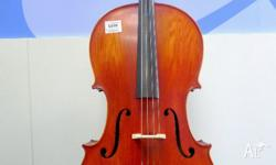Great Condition! Full sized Cello with hard case. With