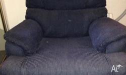FREE !!!!!! 2 matching 2 seater lounges (slightly worn