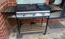 FREE BBQ PICK UP ONLY (North Perth) Fully working 3