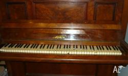 We are moving and need to give away the piano ,needs