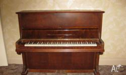 "FREE Upright piano reasonable condition ""Motzart"