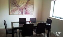 Suitable for two couples this fully furnished two