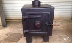 "*Solid 1/2"" steel Heater *Box size 500x500x500mm *Take"