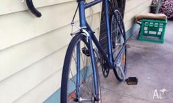 Used but in excellent condition freewheel road bike