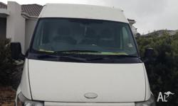 FREEZER FORD TRANSIT WITH FULL TIME WORK Ford transit